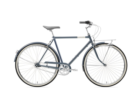 Rower Creme Caferacer Man Solo Gray Sky 7s 28""
