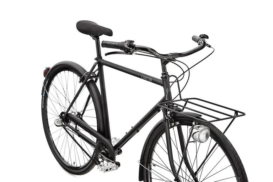 Rower Creme Caferacer Man Solo All Black 7s 28""